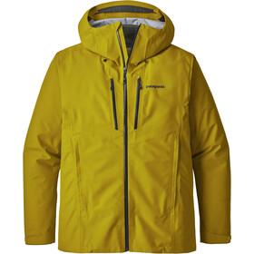 Patagonia M's Triolet Jacket Textile Green